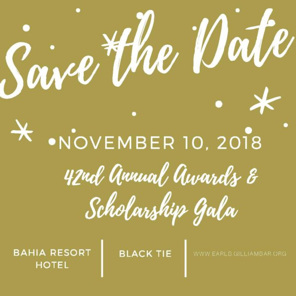 42nd Annual Scholarship & Awards Gala!