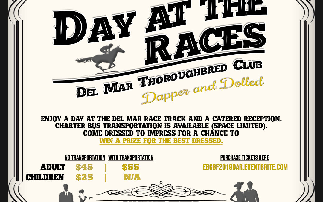 2019 Day at the Races!