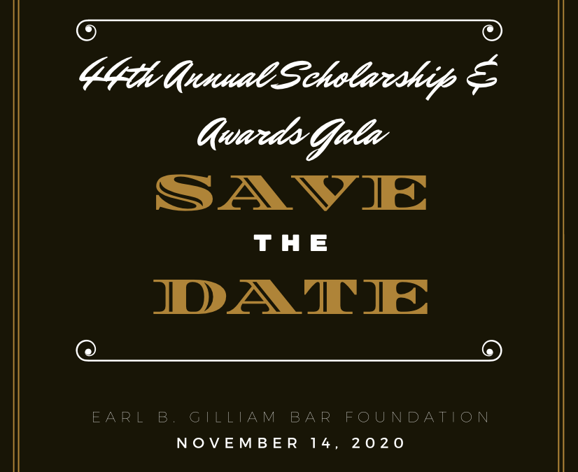 44th Annual Awards Dinner – Save the Date!