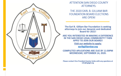 2021 Board of Directors Applications Now Open
