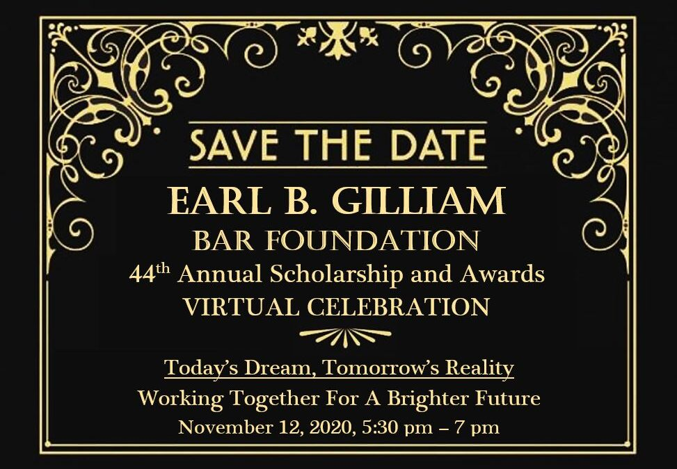 44th Annual Scholarship and Awards Virtual Celebration