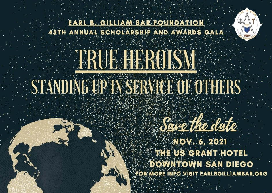 45th Annual Scholarship and Awards Gala